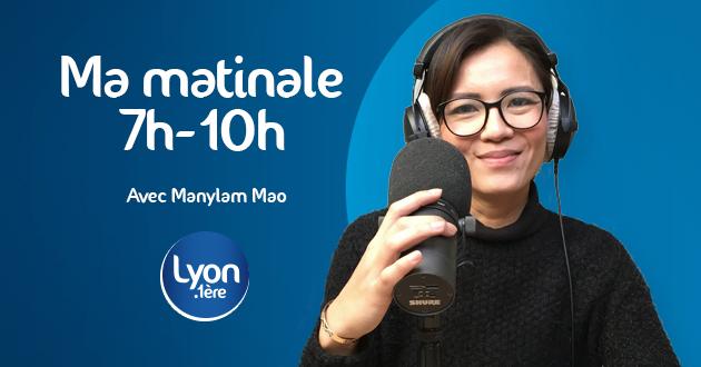 La Vie en Roses interviewée dans La Matinale de la radio Lyon 1ère
