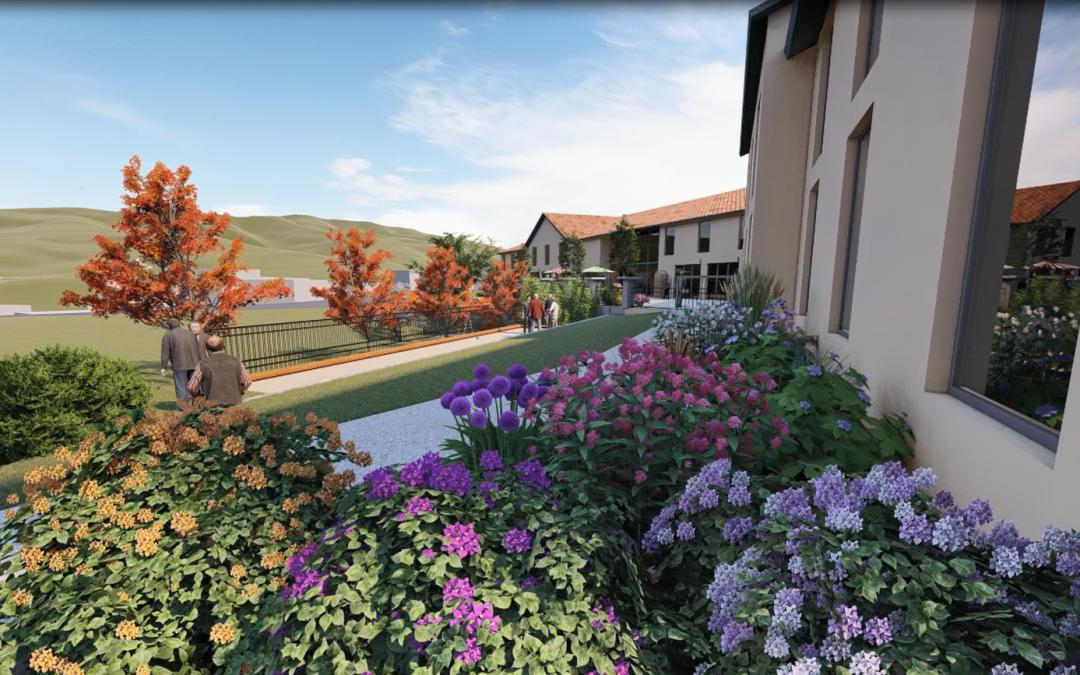 Parcourez un «Jardin de Vie» grâce à une conception 3D plus vraie que nature
