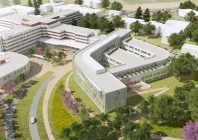 UCC gériatrique du CH de Villefranche (69) – Hôpital Nord-Ouest
