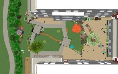 Du premier croquis au visuel final : les étapes de conception d'un «Jardin de Vie»…