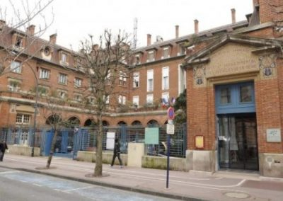 MAS de l'Institut Le Val Mandé à Saint-Mandé (94)