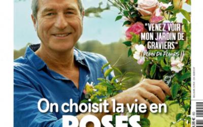 «Silence, ça pousse !» choisit la vie en roses !